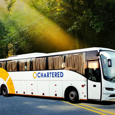 Why a Chartered Bus Is The Best Answer For Your Next Road Trip