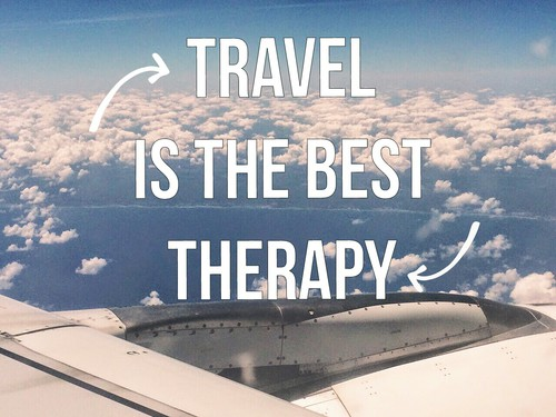 Why Travel is The Best Therapy