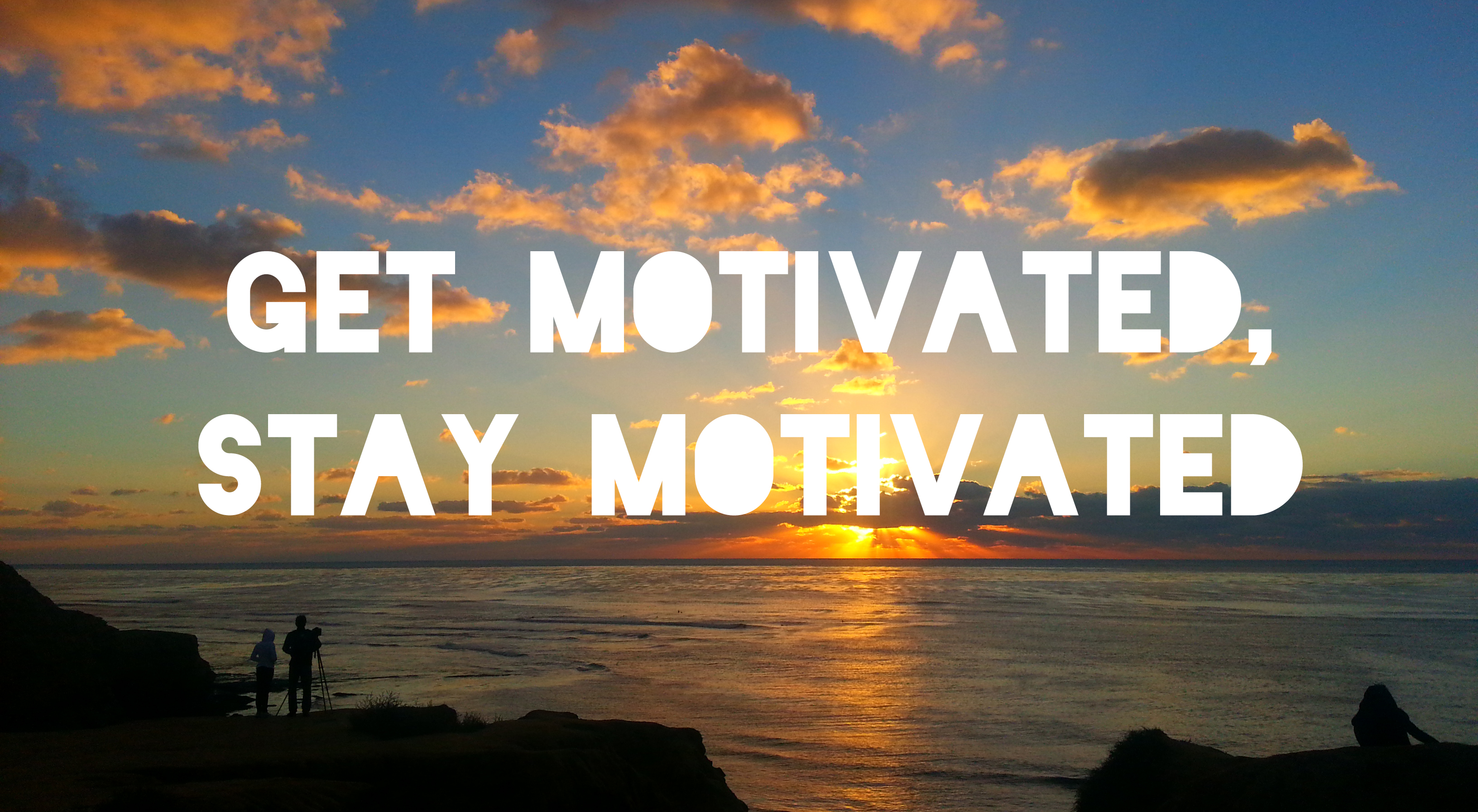 How To Stay Motivated: A Simple Guide