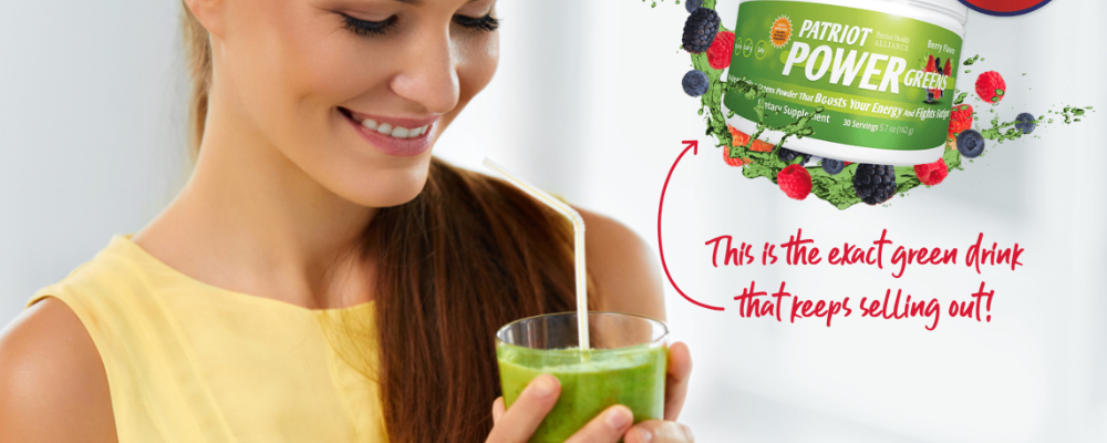 Patriot Health Alliance: 3 Reasons Why You Should Consider Green Drinks