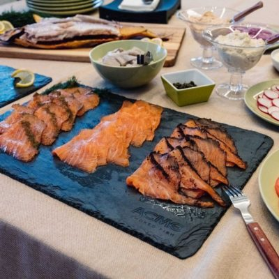 How Lox, Whitefish, and Herring Became American Staples