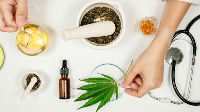 Benefits of CBD for health